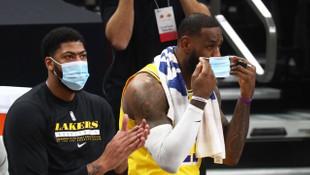 NBA oyuncusu Anthony Davis'ten tepki çeken hareket!