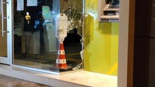 İstanbul'da banka soygunu girişimi