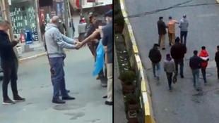 Aldatılan kocanın intikamı! Sokak ortasında çırılçıplak gezdirdi
