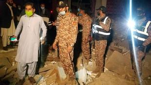 Pakistan'da patlama: 8 ölü, 31 yaralı
