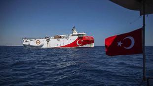 Türkiye'den Doğu Akdeniz'de 6 ay sürecek NAVTEX ilanı!