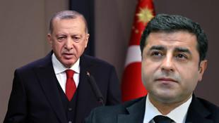 Erdoğan'dan AİHM'in Demirtaş kararına ilk yorum: Bu karar bizi bağlamaz