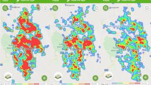 Kısıtlamalar sonrası harita yeşile döndü! Test ve vaka sayısı düşüyor