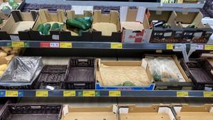 Noel öncesi marketlere hücum!