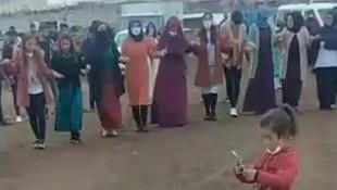Iğdır'da maskesiz sosyal mesafesiz düğüne polis baskını