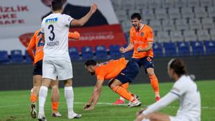 Başakşehir, Kasımpaşa karşısında 1 puanı 90+2'de kurtardı