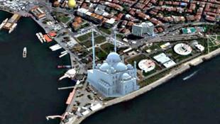 Kadıköy sahiline cami projesine mahkemeden iptal kararı
