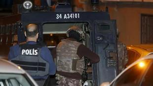 İstanbul'da IŞİD operasyonu: 15 gözaltı