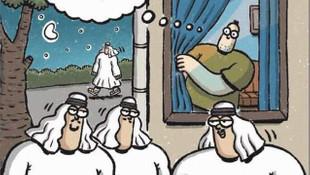 Uykusuz'dan dikkat çeken 'Katar' kapağı