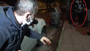 Yasağa rağmen sokağa çıkan boksör, muhabirin burnunu kırdı