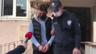 Muhabirin burnunu kıran boksör tutuklandı