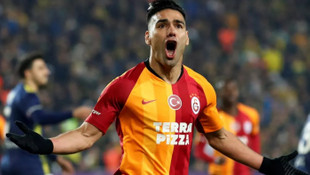Falcao'dan Galatasaray'a 9 milyon euroluk şok