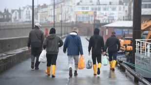 İngiliz balıkçılar: Hain Boris bizi öldürdü ve biz bunu unutmayacağız