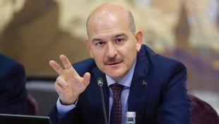 Bakan Soylu: Şehirde virüsle, dağda PKK virüsüyle mücadele ettik