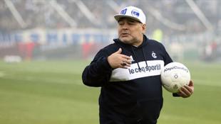 Maradona'nın son günlerini geçirdiği oda