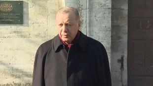 Erdoğan ''aşı olacak mısınız'' soruna bu yanıtı verdi
