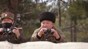Hiç vaka görülmeyen Kuzey Kore'de sınırdan geçen vuruluyor