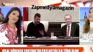 Seren Serengil ve Bircan Bali, Erdoğan montajını gerçek sanınca...