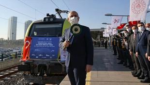 Törenle Çin'e gönderilen tren Maltepe'den geri dönmüş!