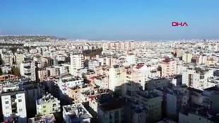Antalya açıklarında şiddetli deprem!