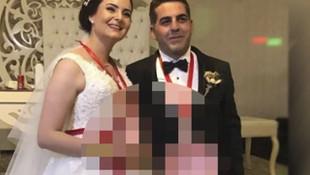 Düğünde geline altın ve para yerine bakın ne taktılar!