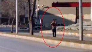 Korkunç olay! Ayrıldığı eşi ve 2 kızını öldürdü, vurularak yakalandı