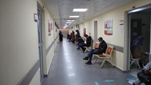 Vaka sayısının arttığı Rize'de, hastanelerde yeni dönem