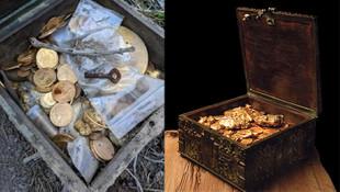 1 milyon dolarlık hazineyi bulan kişinin kimliği açıklandı