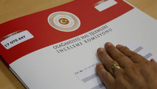 OHAL komisyonundan KHK'lılar için emsal karar!