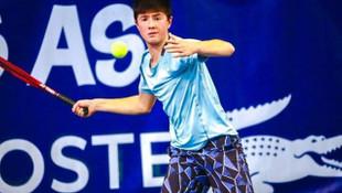 Milli tenisçi Atakan Karahan, Les Petits As'ta yarı finalde