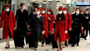 Türk Hava Yolları, Çin'den son yolcularını İstanbul'a taşıdı