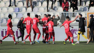 TFF 1. Lig: Keçiörengücü:1 - Adana Demirspor: 3 (Maç sonucu)