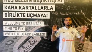 Beşiktaş, yeni transferi Boateng'in lisansını çıkardı