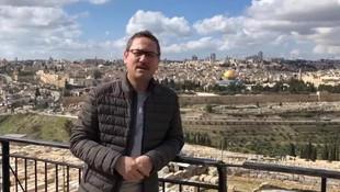 Başakşehir Belediye Başkanı İsrail'de gözaltına alındı !