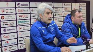 """Uğur Tütüneker: """"3 gol bulduk ve 3-1 galip geldik"""""""