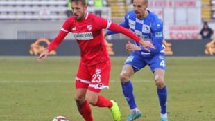 TFF 1. Lig: Boluspor: 1 - Büyükşehir Belediye Erzurumspor: 1