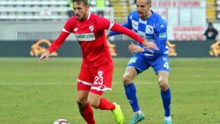 Boluspor - Büyükşehir Belediye Erzurumspor: 1-1