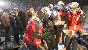 Ölüme terk edilen göçmenler bu halde bulundu