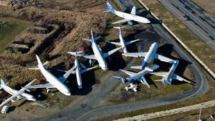 Onlar Atatürk Havalimanı'nın ''hayalet'' uçakları!