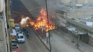 Afrin'de 8 sivil daha katledildi!