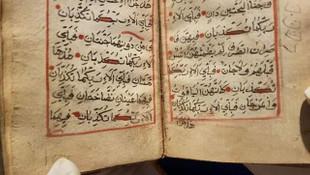 900 yıllık el yazması Kuran ele geçirildi