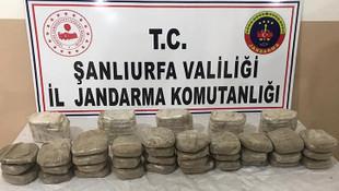 PKK üyeliğinden tutuklandı ! Evinde 20 kilo esrar ele geçirildi