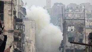 Suriye'nin başkentinde büyük patlama