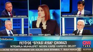 Kocasakal CHP'nin CNN Türk boykotunu deldi