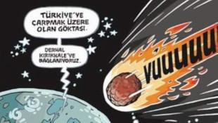 Uykusuz'dan 'CNN Türk' kapağı