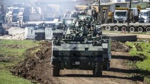 Suriye sınırına ZPT ile komando sevkiyatı sürüyor