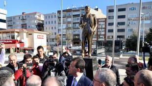 Ekrem İmamoğlu'ndan 'Atatürk heykeli talimatı