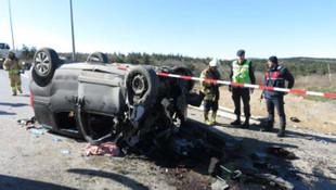 Şile'de korkunç kaza ! Ölü ve yaralılar var