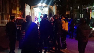 İstanbul'da sokak ortasında kurşun yağdırdılar