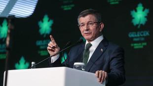 Davutoğlu'ndan hükümete TÜİK eleştirisi !